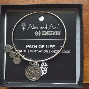 Alex and Ani Path of Life Rafaelian Expandable